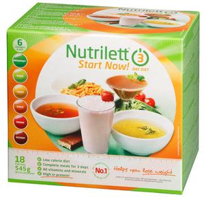 Нутрилетт «Все в Одном»  (Nutrilett All In One)