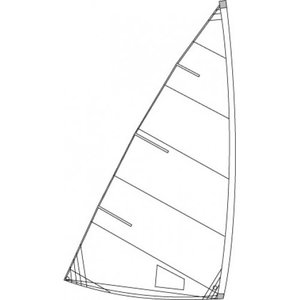 OPTIPARTS SAIL FOR STANDARD LASER®,NOT FOR RACING