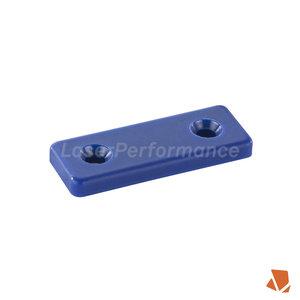 Laser - Plastplatta för Hängband
