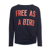 Kids Ls Top Free Dark Blue