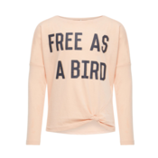 Kids Ls Top Free Light Pink