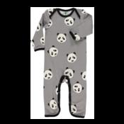 Panda Baby Bodysuit Småfolk