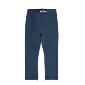 Mini Blue Basic Leggings
