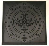 Elvira Kompass - gjutform