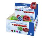 Lyra Groove Triple1 Pennvässare 20-pack