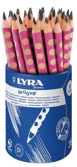Lyra Groove Graphite B 1 st BL