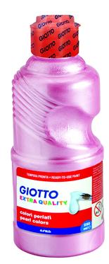 Giotto Pearl Paint Rosa 250ml