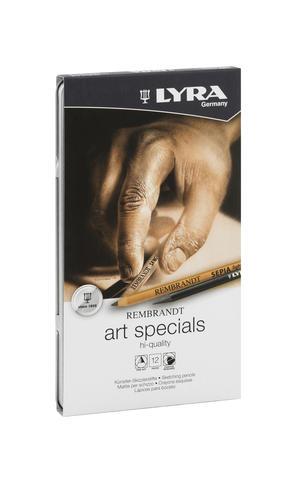 Lyra Rembrandt Art Special Metallask 12-pack