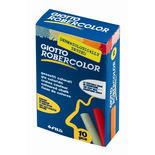 Giotto Robercolor Tavelkrita Sorterade färger 10-pack