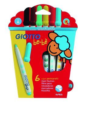 Giotto be-bè Tusch 6-pack