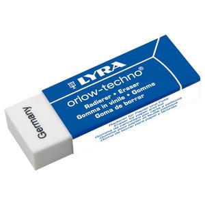 Lyra Radergummi Plastiskt 20-pack