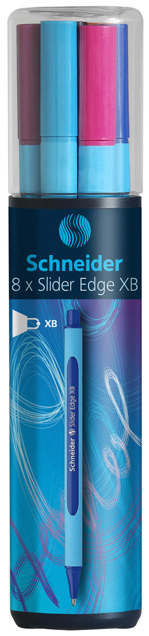 Slider Edge XB 8-pack Tub