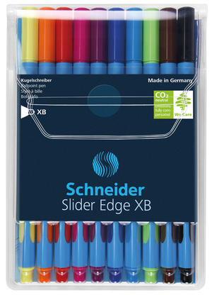 Display Slider Edge XB 80 st