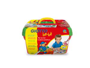 Giotto be-bè Supercolor Box 26 delar