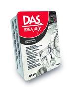 DAS Idea Mix 100 gr Svart