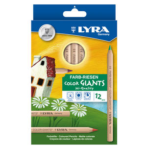 Lyra Color Giant olackad 12-pack