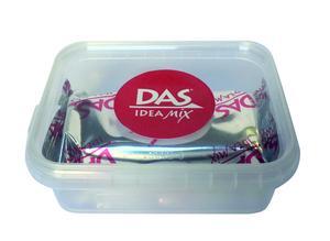 DAS Idea Mix 100 gr Röd