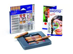 Giotto Make Up Pencils Glamour 6-pack