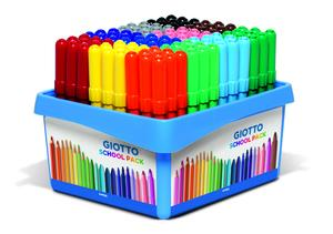 Giotto Turbo Maxi Skolpack 108 st