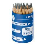 Lyra FERBY Grafit B 36 st i burk