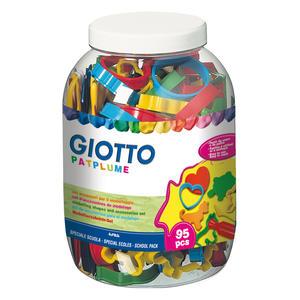 Giotto Patplume Plastverktyg 95-pack