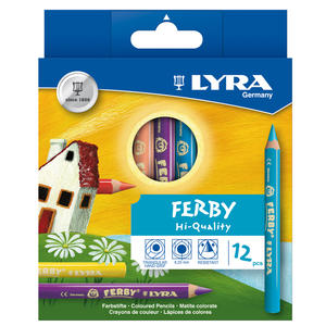 Lyra FERBY lackad 12-pack