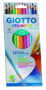 Giotto Stilnovo Aquarell 12-pack