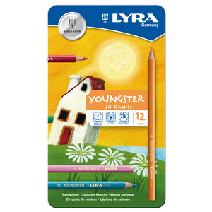 Lyra Youngster 12-pack metallask