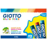 Giotto Olio Fine 9mm 12-pack