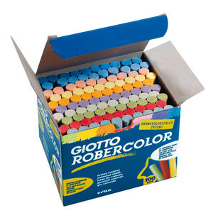 Giotto Robercolor Tavelkrita Sorterade färger 100-pack