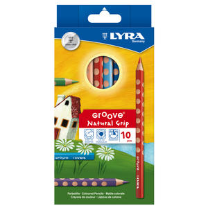 Lyra Groove 10-pack