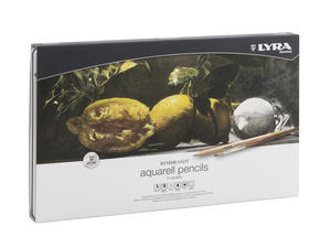 Lyra Rembrandt Aquarell Metallask 72-pack