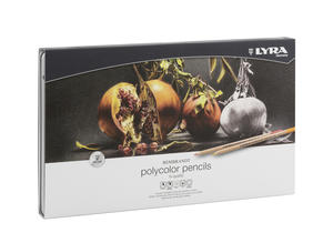 Lyra Rembrandt Polycolor Metallask 72-pack