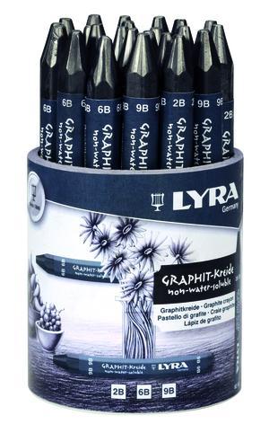 Lyra Grafitkrita 24-pack