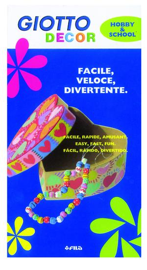 Giotto Decor Textil 12-pack