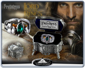 Ring of Aragorn CR Exclusive version