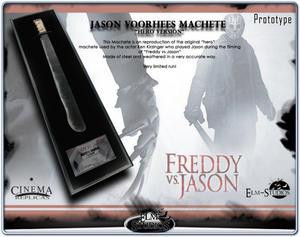"""Jason Vorhees Machette """"Hero Version"""""""