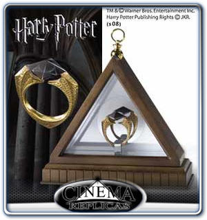 HP The Horcrux Ring size 10