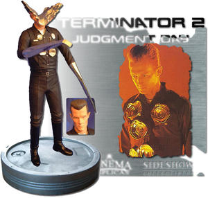 """T-1000 Staty 15"""" CR Exclusive"""