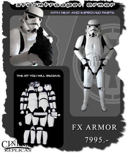 Trooper FX Dräkt