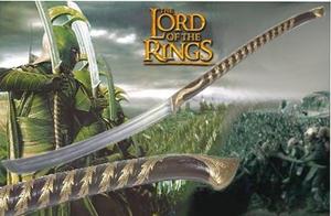 High Elven Warrior Display Sword