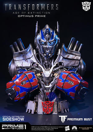 Transformers: Age of Extinction: Optimus Prime 7 inch Bust