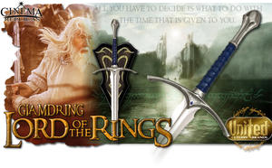 The Hobbit: Glamdring, the Sword of Gandalf
