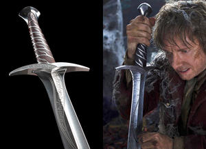 The Hobbit: STING, Sword of Bilbo Noble
