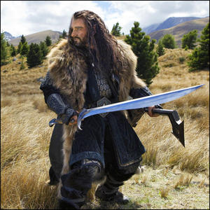 The Hobbit: Orcrist Sword Full Size Replica by Noble