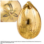 Golden Egg Prop Replica