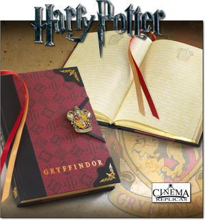 Gryffindor Journal diary