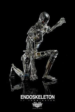 Endoskeleton Quarter Scale 1/4 Figure