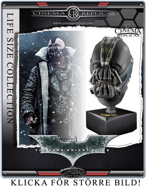 BANE Special Edition Mask Life Size
