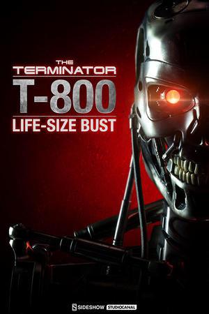 Terminator Life Sized Bust
